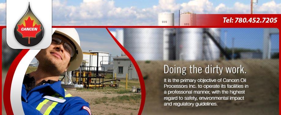 Cancen Oil Processors Inc.